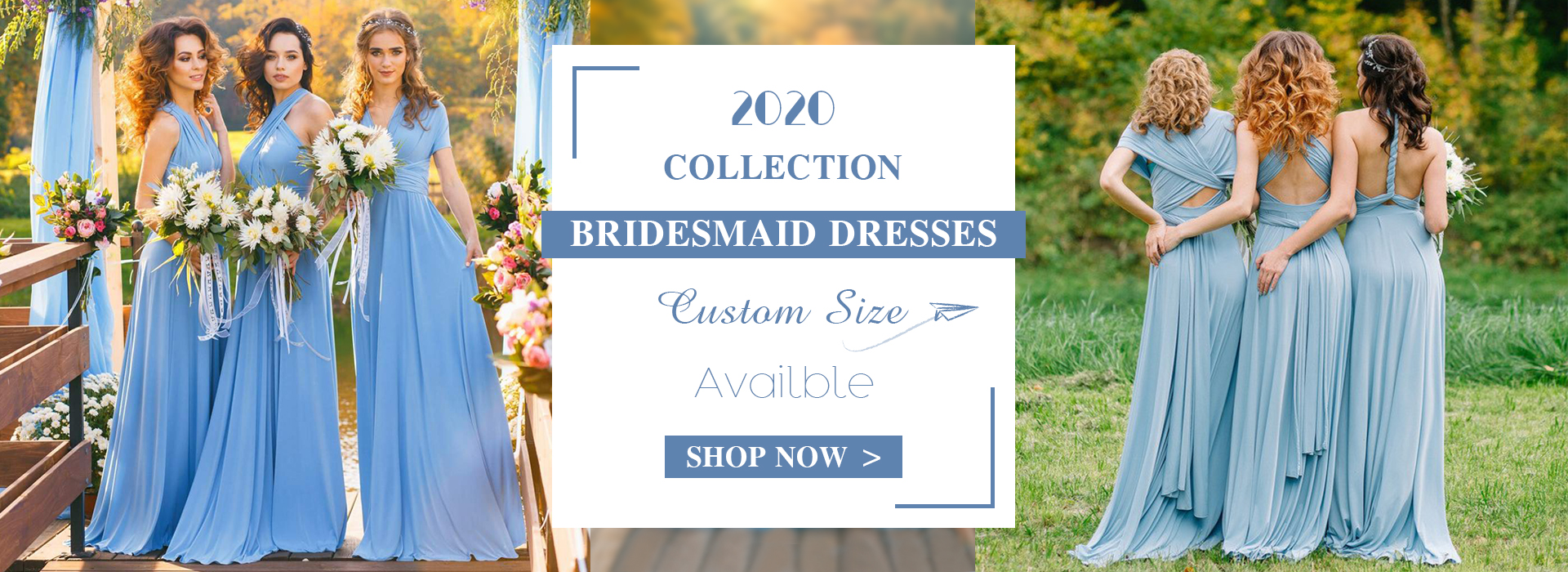 New Arrival Bridemaid Dress