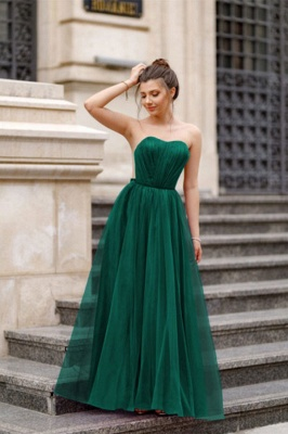 Off-the-shoulder Mermaid Burgundy Backless Prom Dress_7
