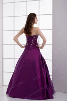 2021 Wholesale Inexpensive Elegant Quinceanera Dresses Strapless Embroidery A-Line Dresses DH4253_4