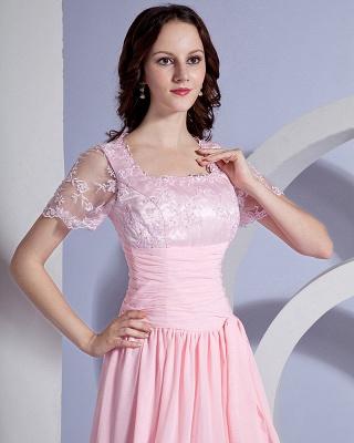 Designer Sash Embroidery Floor Length Mothers of Bride & Guests Dresses_6
