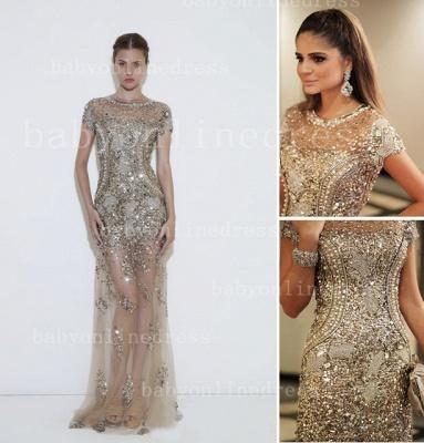 Stunning Wholesale Womens Evening Party Dresses For Sale Designer Beaded Long Babyonline Dress For Proms BO1186_4